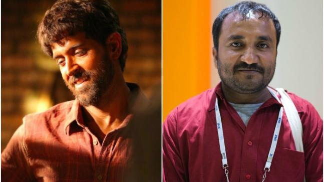 Photo of New 'Super 30' Poster Shows the 'Papad Selling' Phase of Anand Kumar's Life