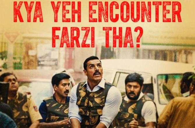 Photo of Were The Accused Innocent: John Abraham Questions The Viewers Of His Batla House Trailer