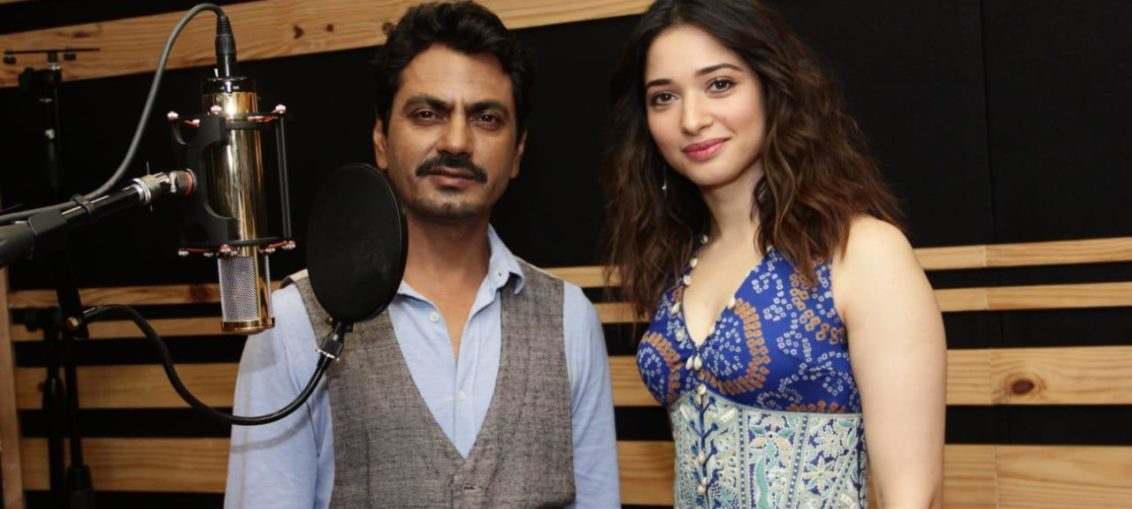 Photo of Nawazuddin Siddiqui Sings 'Bole Chudiyan' To Impress Tamannaah Bhatia
