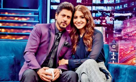 Shahrukh And Anushkha Will Produce Five Shows For Streaming Giant Netflix