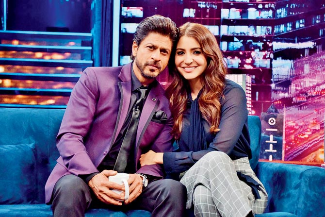Photo of Shahrukh And Anushkha Will Produce Five Shows For Streaming Giant Netflix