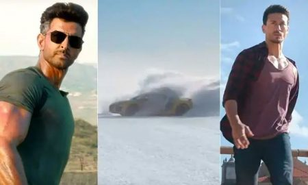 Hrithik And Tiger's Action Sequences In 'WAR' Will Be Choreographed By Both Hollywood And Bollywood Talent