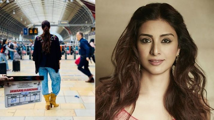 Photo of Tabu Instagrammes Her First Look From Saif Ali Khan Starrer: Jawaani Jaaneman