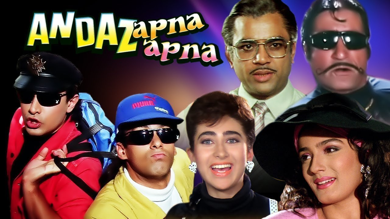 Aamir Khan And Salman Khan Will Reprise Their Roles In 'Andaz Apna Apna' Sequel, Confirms Writer Dilip Shukla