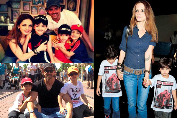 Hrithik Roshan Has No Hard Feelings For His Ex-Wife: Sussane, Even Post Their Divorce