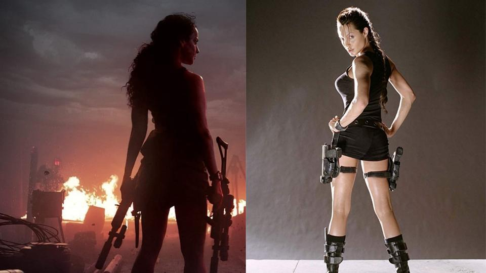 In The First Look Of Action Film Dhaakad: Kangana Gets Ready To Go With All Guns Blazing