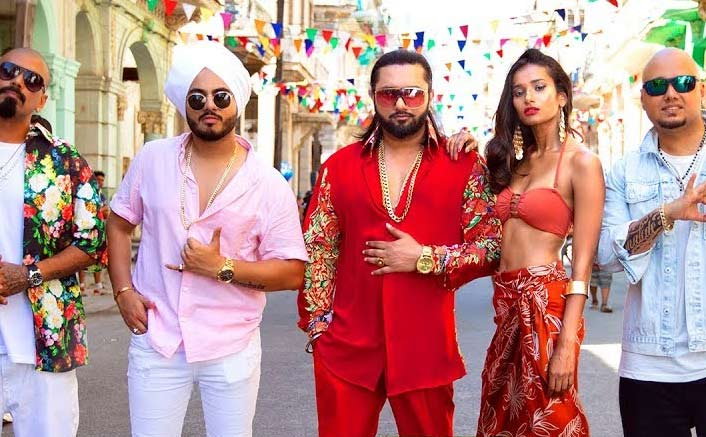 Photo of Honey Singh Booked Under IPC For Vulgarity In His Song 'Makhna'