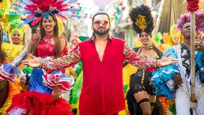 Honey Singh Booked Under IPC For Vulgarity In His Song 'Makhna'