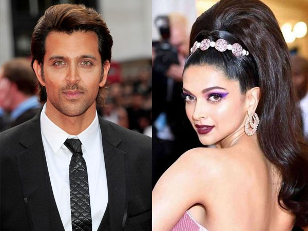 Photo of Hrithik Roshan And Deepika Padukone Will Romance Each Other In Farah Khan-Rohit Shetty's 'Satte Pe Satta' Remake