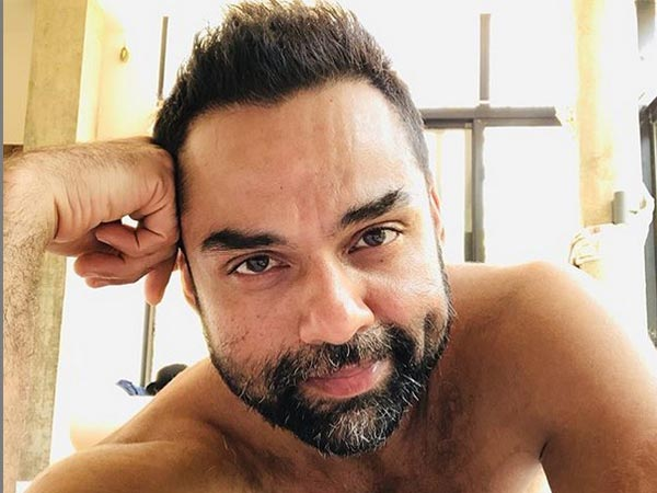 Abhay Deol Posts A Hilarious Response For A Troll Who Called Him 'Hairy Old Man'!