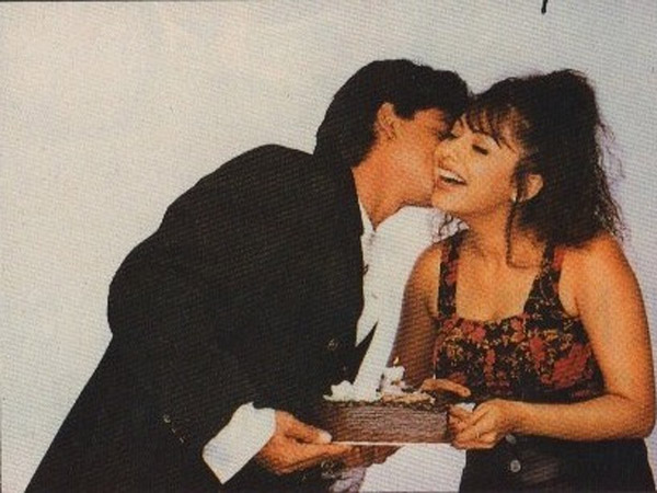 SRK Reveals That Person's Name Who Multiplied His Love For Wife Gauri