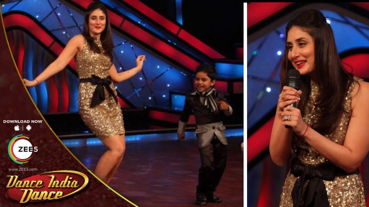 Bebo's Paycheck For 'Dance India Dance' 7 Makes Her The Highest Paid Female On TV