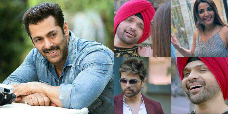 In His Upcoming Flick Teaser, Himesh Reshammiya Is Making A Double Role Comeback