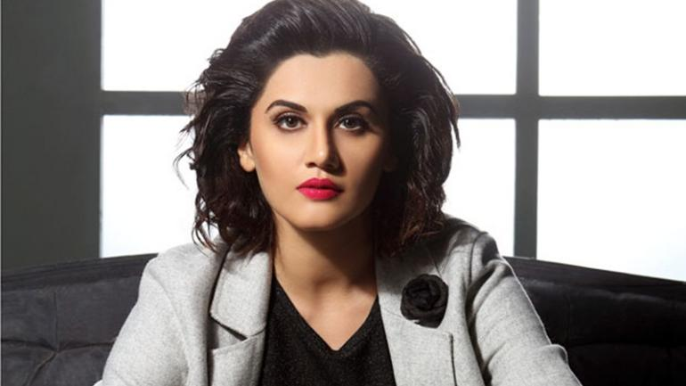 Taapsee Pannu Deals With A Troll Who Said That 'She Cannot Act' In A Manner That Would Make You Laugh Non-Stop