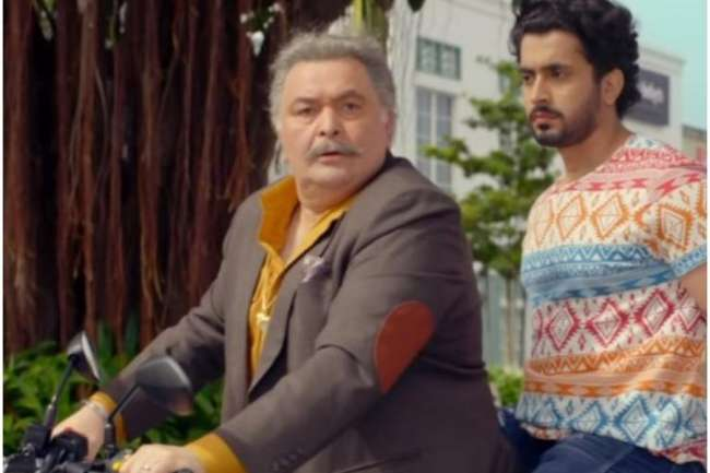 Photo of 'Jhootha Kahin Ka' Trailer Released: Rishi Kapoor is Back to Tickle Your Funny Bones