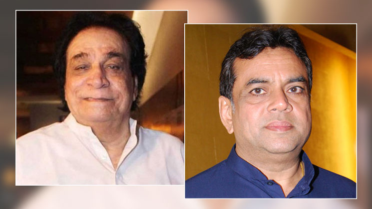 Photo of Paresh Rawal Steps Into Late Kader Khan's Shoes For Varun And Sara Starrer: Coolie No.1 Remake