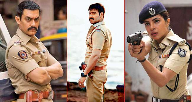 Photo of Bollywood Actors Who Played Police Officers