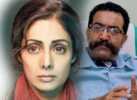 Photo of Kerala Jail DGP Rishiraj Singh Makes Shocking Claim about Sridevi's Death
