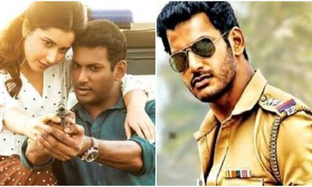 List of Tamil Actor Vishal Movies