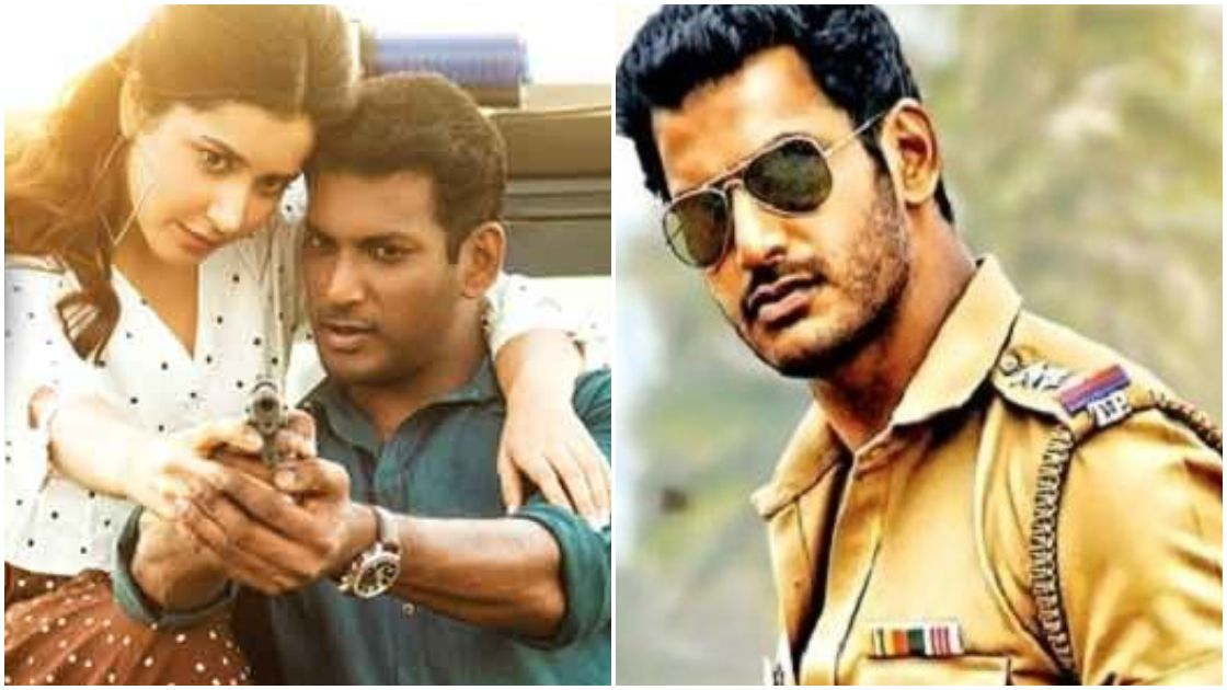 Photo of List of Tamil Actor Vishal Movies