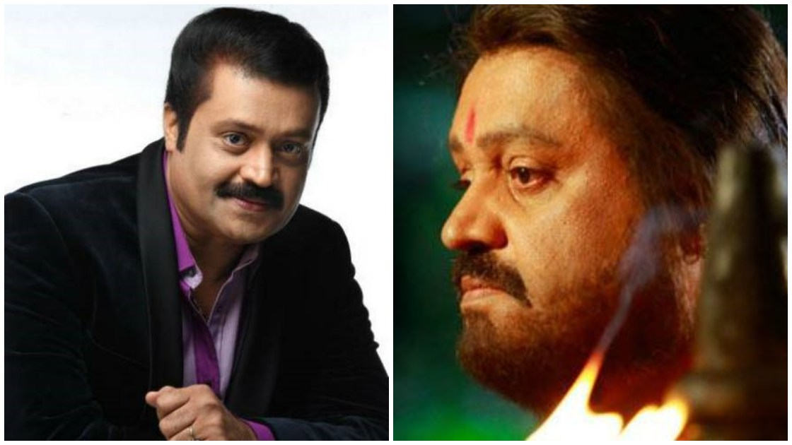 List of Malayalam Films Acted by Suresh Gopi