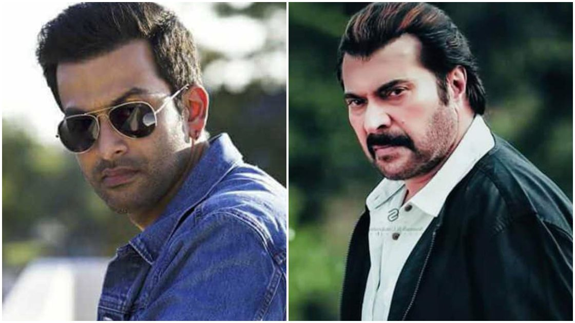 Malayalam Movies Acted by Prithviraj