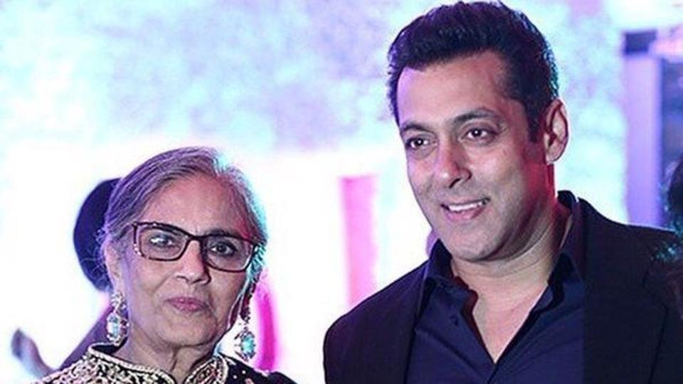 Photo of Salma And Salman Khan Make For A Cute Mother-Son Duo Dancing On 'Cheap Thrills' Song