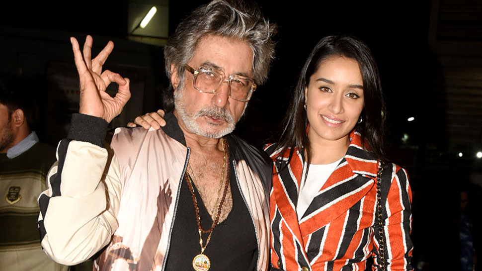 Photo of Father Shakti Kapoor Has A Humorous Reply To Rumors of Daughter Shraddha's Wedding With Rohan Shrestha!