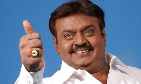 List of Actor Vijayakanth Tamil Movies