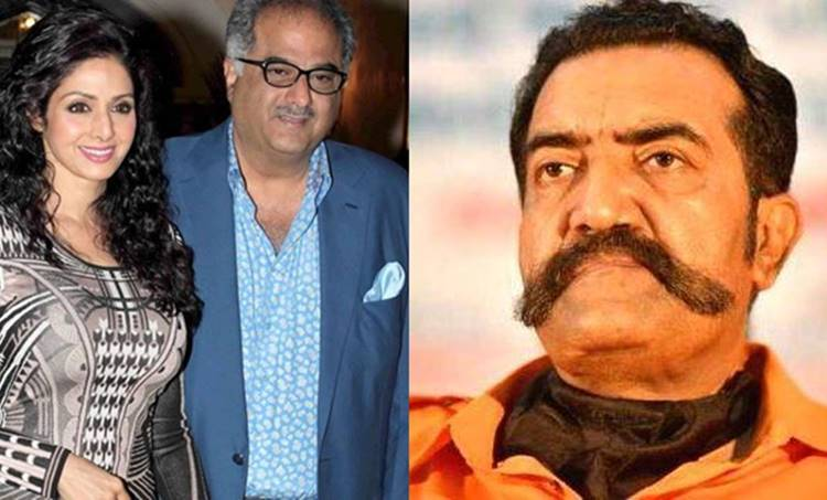 Photo of Boney Kapoor Blasts Kerala DGP For His Comments on Late Wife Sridevi's Death
