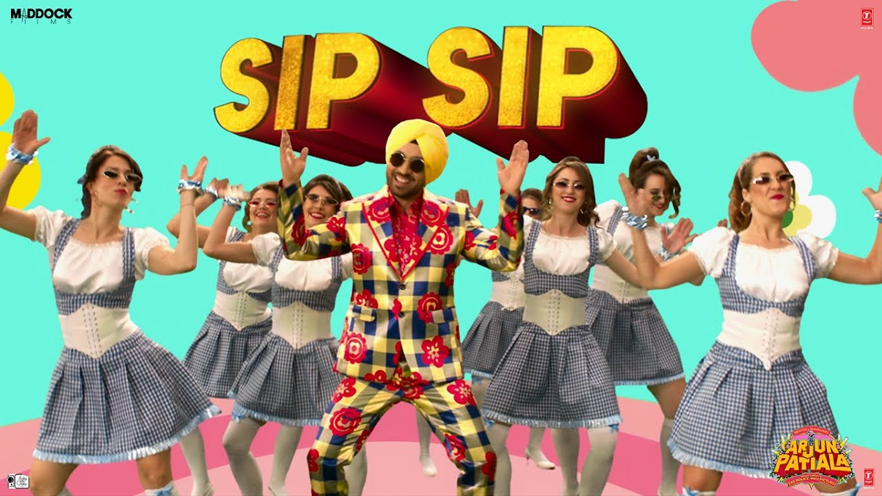 """Sip Sip"" Track From Arjun Patiala Is Sinful"