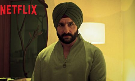 Saif Ali Khan Shares How He Prepped For Sartaj Singh's Role In Sacred Games 2