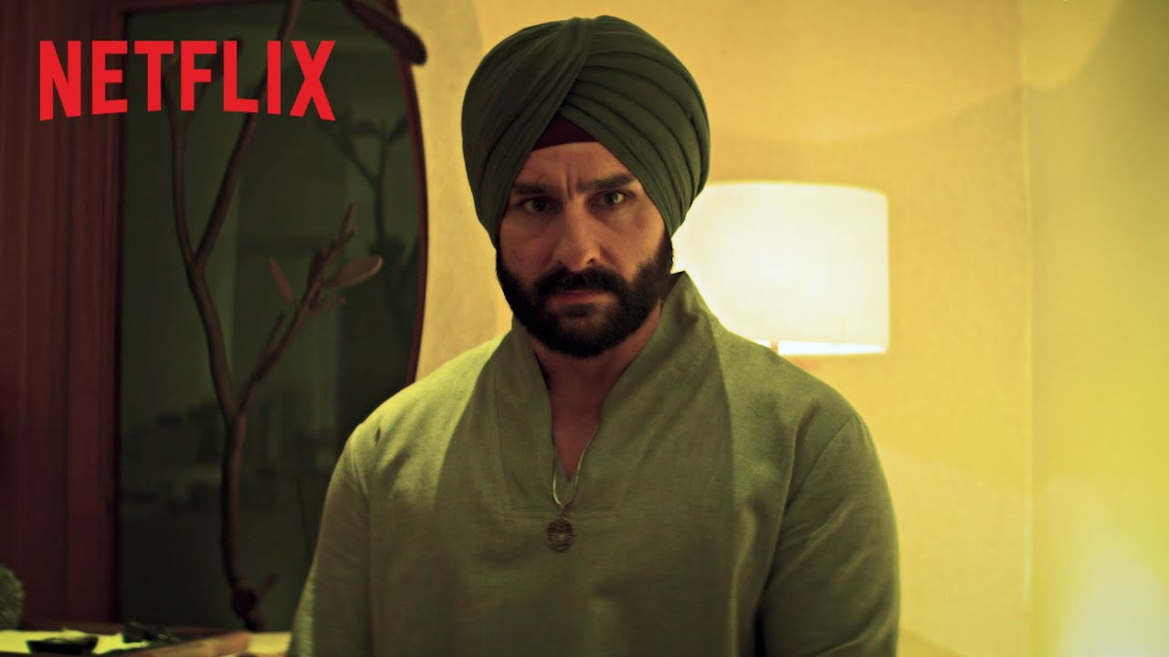 Photo of Saif Ali Khan Shares How He Prepped For Sartaj Singh's Role In Sacred Games 2