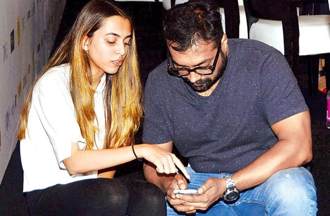 Photo of Filmmaker Anurag Kashyap Quits Twitter Citing Threats To Daughter & Family