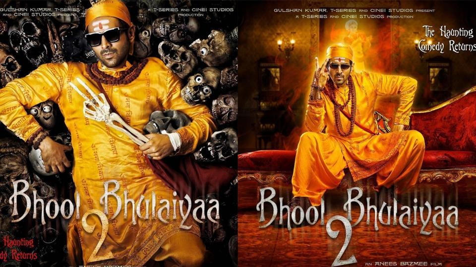 Photo of Here's The Release Date Of Kartik Aaryan's Horror-Comedy: 'Bhool Bhulaiyaa 2'