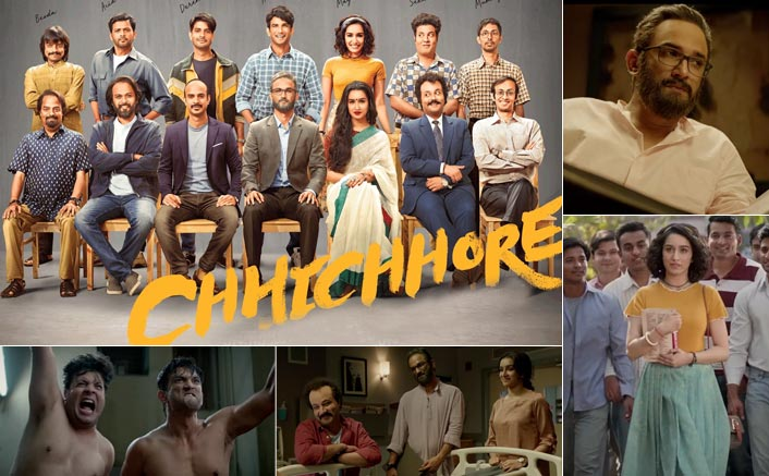 Photo of Sushant-Shraddha's: 'Chhichhore' Trailer Shows Their Journey From Ragging To Becoming Besties