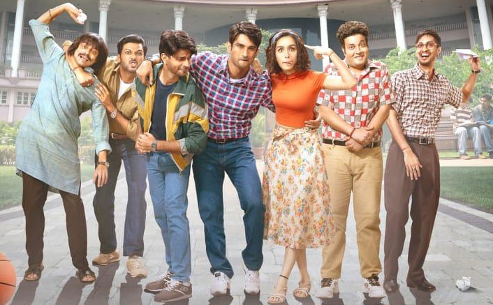 Sushant-Shraddha's Flick: 'Chhichhore' Trailer Shows Their Journey From Ragging To Becoming Besties