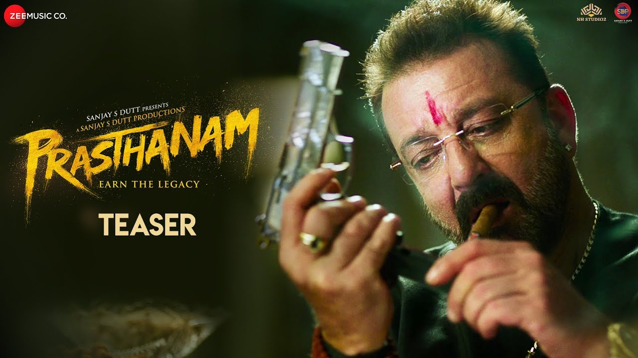 Photo of 'Prassthanam' Trailer: Sanjay Dutt Talks It Out Loud When It Comes To His Political Heir