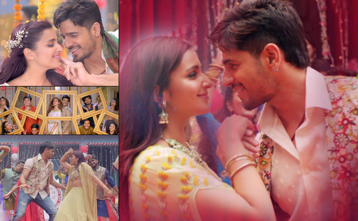 Photo of Sid And Parineeti Have Brought The House Down In  'Jabariya Jodi' Song 'Macchardani'