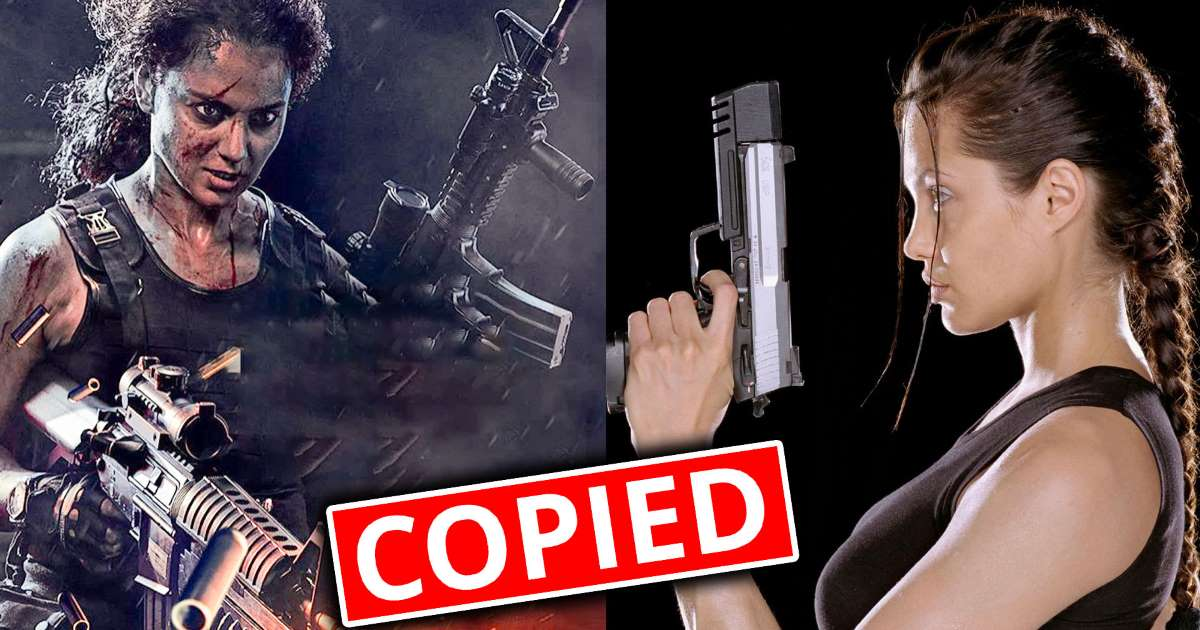 Photo of 'Dhaakad' Teaser Revives Memories Of Hollywood Flick: Lara Croft: Tomb Raider