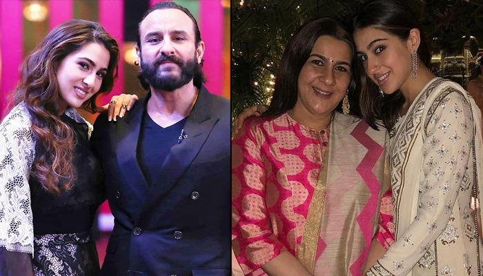 Photo of Daughter Sara Comes Out With Weirdest Secrets About Parents: Amrita Singh & Saif Ali Khan
