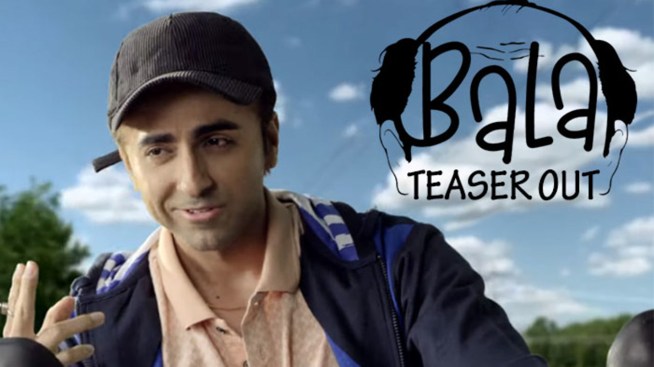 Photo of Ayushmann Khurrana's Bald Moves In 'Bala Teaser' Will Leave You In Splits