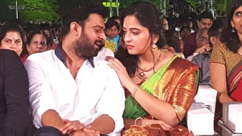 Photo of Prabhas Refuses Dating: Anushka Shetty And A Paycheque Of Rs 100 Crore For Saaho