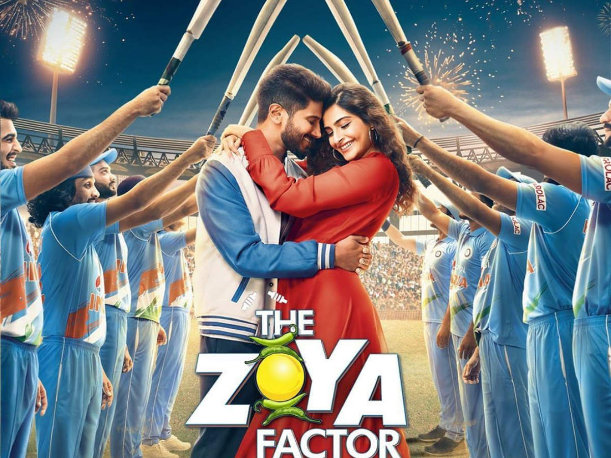Photo of Sonam Kapoor-Dulquer Salmaan Starrer: 'The Zoya Factor' Is A Delight But Not For Practical Minds
