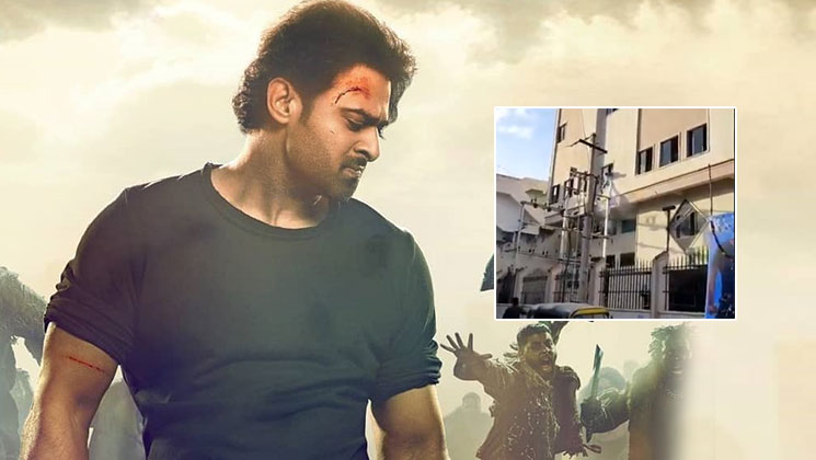 Photo of Prabhas Fan Gets Electrocuted To Death While Trying To Fix 'Saaho' Banner