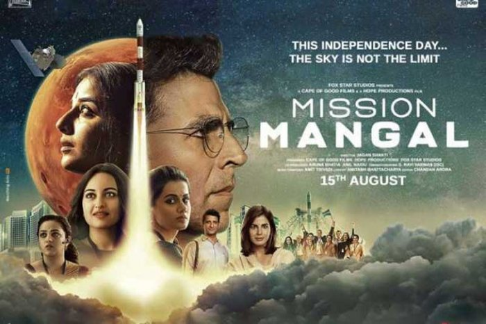 Photo of Mission Mangal Is The Latest Victim Of Tamilrockers
