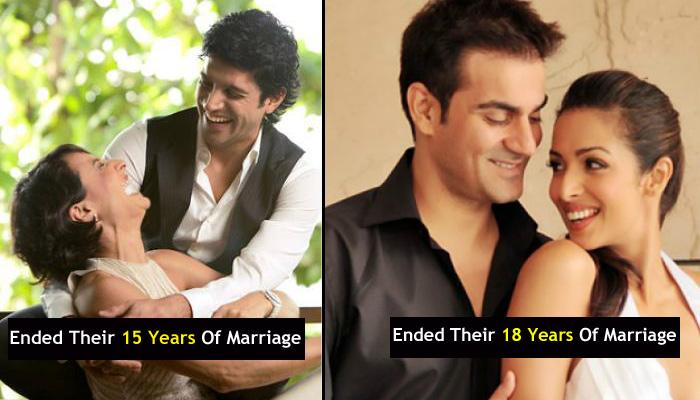 Photo of Complete List of Bollywood Actors Who Got Divorced