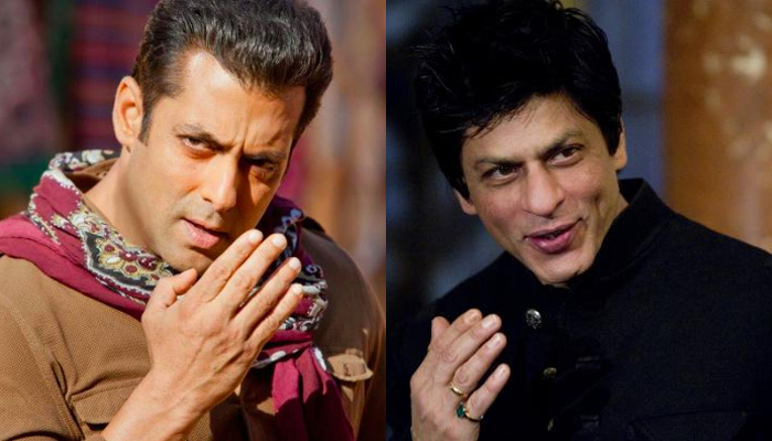 Photo of Here's How Shahrukh And Salman Khan Greeted Their Fans On Eid