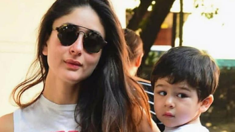 Photo of Kareena Kapoor Wants Son Taimur To Become This Instead of An Actor!