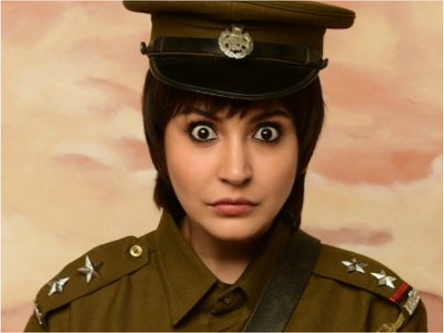 Photo of Anushka Fans Who Wanted To See Her As A Cop. Their Prayers Have Been Answered